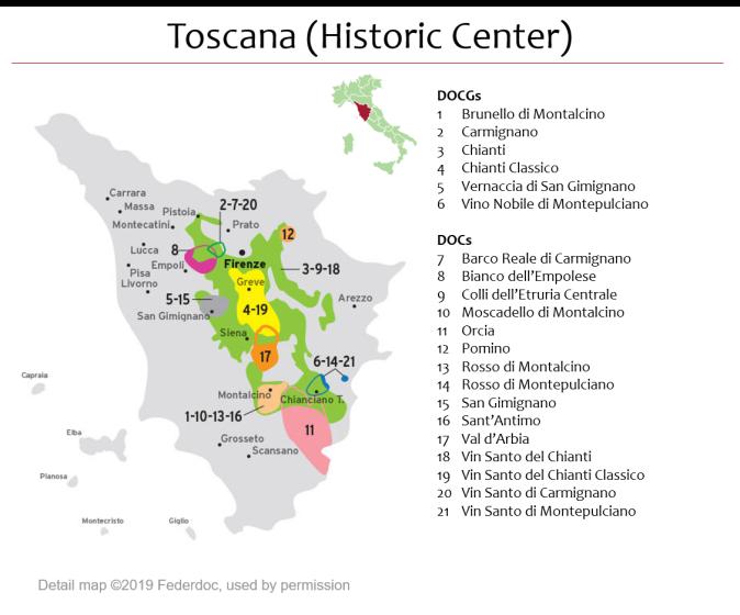 Toscana-center